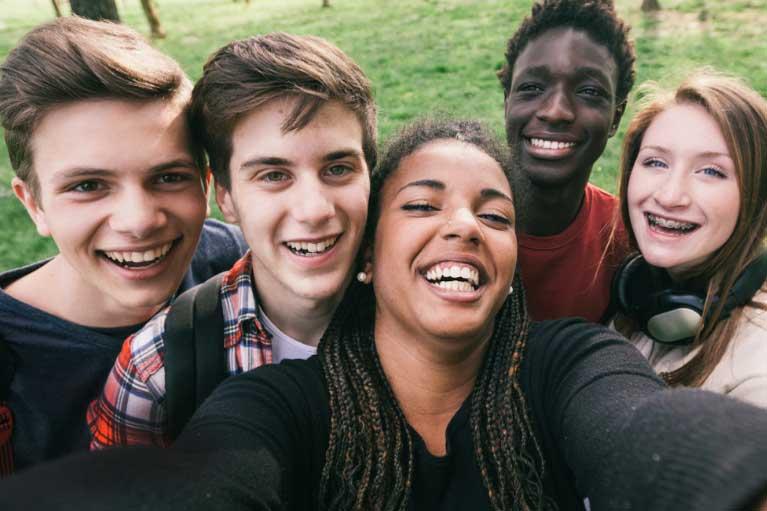 Teens in the Pinnacle Behavioral Health Program